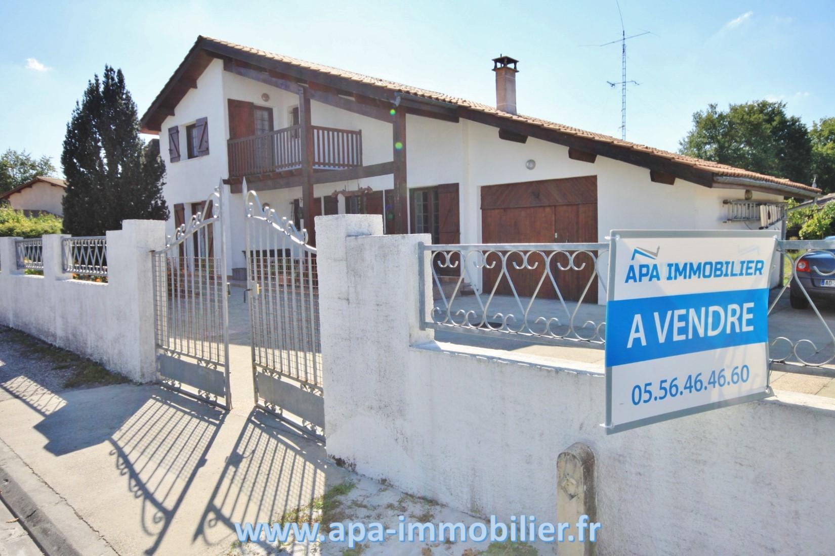 Apa immobilier gradignan villenave d 39 ornon bordeaux et for Location appartement bordeaux et environs
